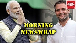 Morning Newswrap: Maharashtra and Haryana To Go For Polls Today