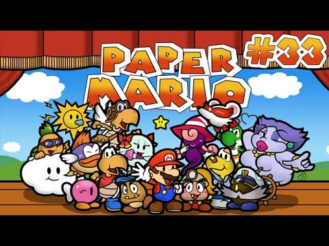 Let 39 s play paper mario la porte mill naire l 39 pisode - Video paper mario la porte millenaire ...