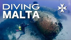 Diving Malta 2018