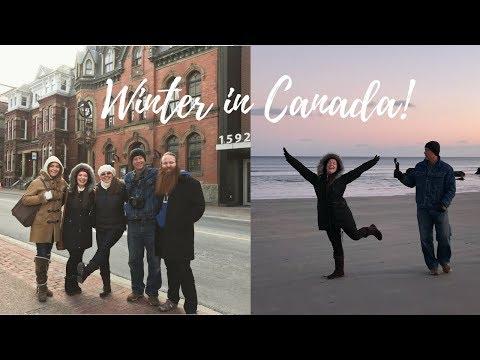 Canada Trip | Days 1-3