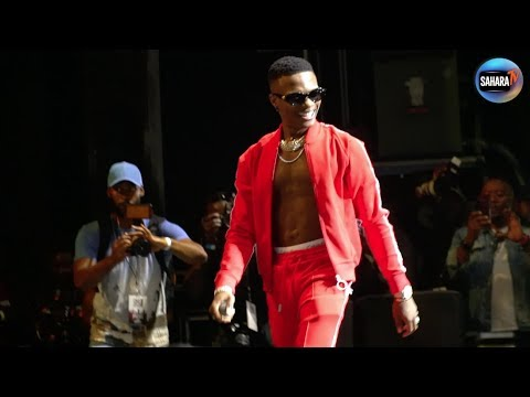WIZKID Performs LIVE At #OneAfricaMusicFest #NYCshutdown