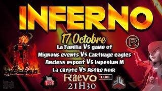 FFF Ligue Inferno | Clash Of Clans