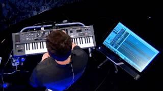 Roland V Combo VR09 Live Performance Keyboard - Roland VR09