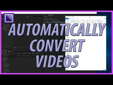 How to Automatically Convert Videos with Adobe Media Encoder CC
