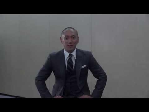 市川海老蔵氏からコメントが到着!