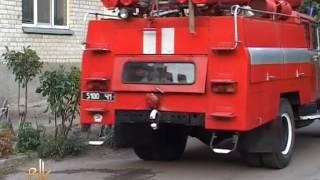 Рятувальники ліквідували пожежу у п'ятиповерхівці