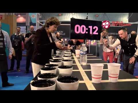 Finale WORLD CUP TASTERS FRANCE 2016