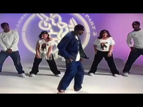 Darrin Henson Dances popping