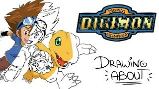DIGIMON | Drawing About