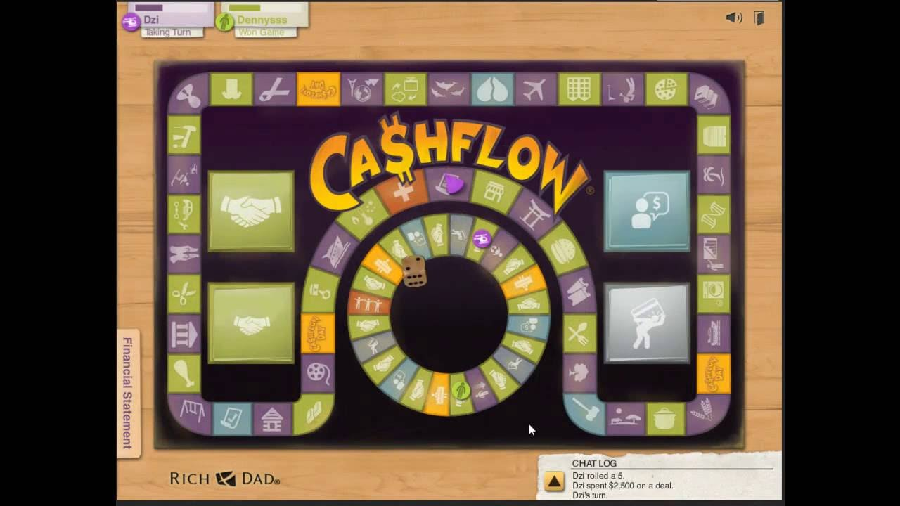 play cashflow online free