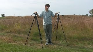 Understanding Tripods: Finding the Right Tripod
