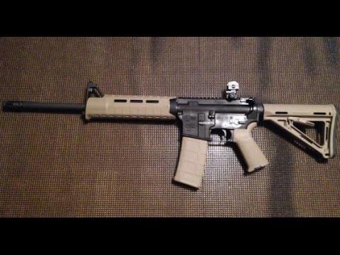 Colt M4 AR-15 update