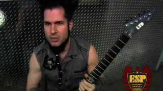 ESP Guitars - Artist Interview - Wane Static (Static-X) First