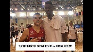 Vincent Kosasih Dunking on People, Darryl Sebastian in the BWB Camp & Umar Kusumo to SMABA!