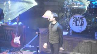 Shane Filan Live In Liverpool singing Flying Without Wings 20/02/2014 *SPOILER*