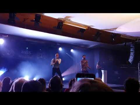 """Anjos - """"Eu Estou Aqui"""" @ Miss Algarve 2018 @ Barão São Miguel @ Vila do Bispo - 09 Junho 2018"""