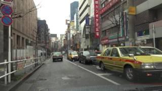 新宿大ガード東交差点から歌舞伎町1丁目を周回[東京23区] thumbnail