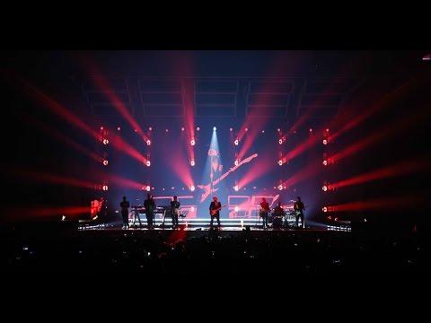 Philips Lighting brings the funk on Bruno Mars' 24K Magic world tour