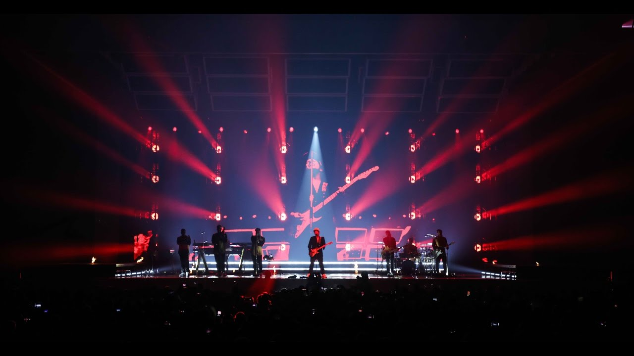 Vari-Lite brings the funk on Bruno Mars' 24K Magic world tour