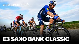 E3 Saxo Bank Classic 2021 Highlights | Cycling | Eurosport