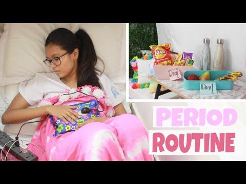 My Period Routine / Diwalog 2018