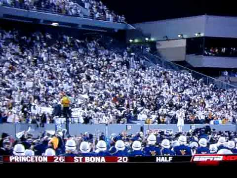 Pat White's last game in Morgantown, Senior Night 2008