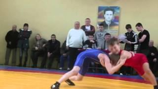 Борцовского клуб ЛЕВ в турнире по вольной борьбе в честь памяти Виктора Дзизенко ч 1