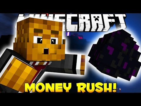 "BRAND NEW Minecraft MONEY RUSH ""TAKE OVER THE MIDDLE"" #1"