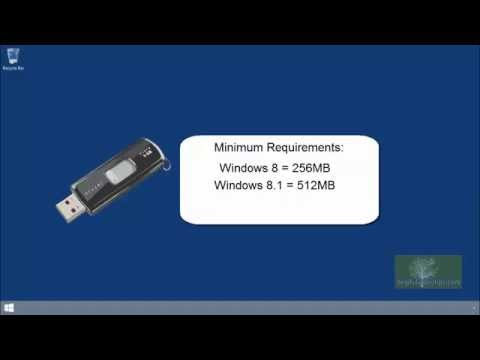 Creating A Recovery Drive In Windows 8