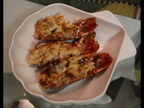 Best Lobster Thermidor Recipe - YouTube