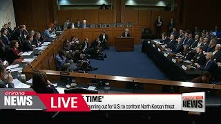 [LIVE/ARIRANG NEWS] U.S. intelligence chief says time is running out for U.S. ...