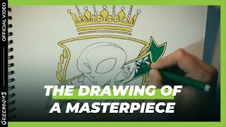 GREEN BOYS 05 - The drawing of a masterpiece.