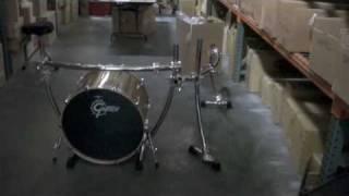 Derek Kerswill's Drum Rack: Gibraltar Hardware Tips