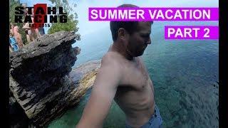 Stahl Racing Summer Vacation Part 2 - Travel Vlog