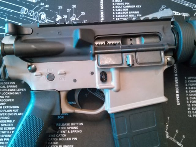 AR-15:  Budget Build for Less Than $475