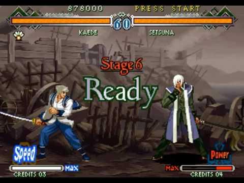 [TAS] The Last Blade 2 -  Kaede |