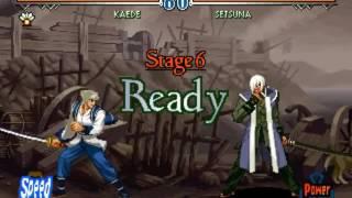 [TAS] The Last Blade 2 -  Kaede