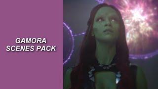 gamora scenes pack