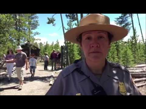 Yellowstone official who took call of man in hot springs talks about incident