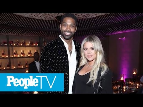 Khloé Kardashian 'Didn't Really Get' Why Tristan Posted Birthday Tribute To Her: Source | PeopleTV from YouTube · Duration:  1 minutes 55 seconds