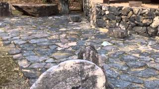 リトルワールド ミクロネシア ヤップ島の家 石貨 ヤップ島 検索動画 25