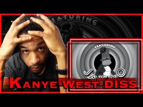 Jay-Z - Kill Jay Z ( KANYE WEST DISS ) REACTION