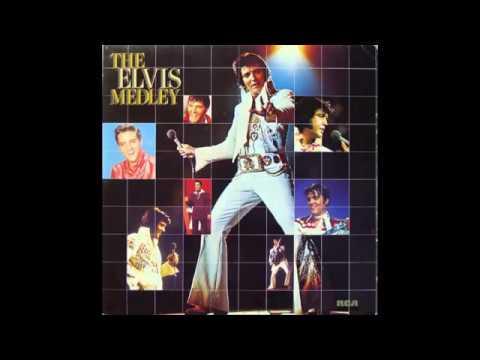 Medley - Elvis Presley - Rock'n'roll (Video karaoke)