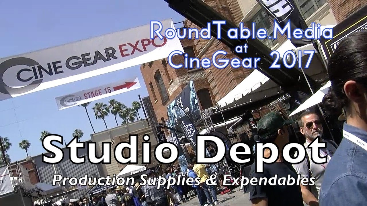 CineGear'17 Studio Depot