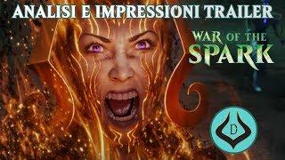 TRAILER DI WAR OF THE SPARK - IMPRESSIONI E ANALISI