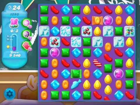Candy Crush Soda Saga Level 1295 - NO BOOSTERS