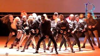 ANIMAU 2017. Конкурс танцев (1 место) - The T.O.P. (Уфа): Arkham Asylum