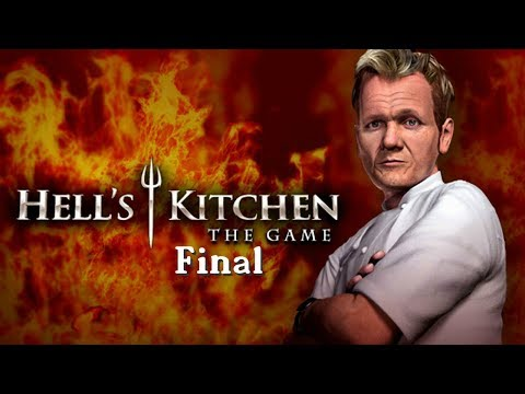 Hell's Kitchen Gameplay Final Part 18 (Day 35) - Becoming Legendary Chef