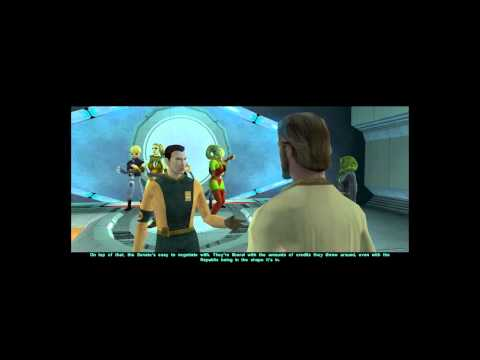 KOTOR 2 Light Side PT 18 Wining My Own Slave With Cards