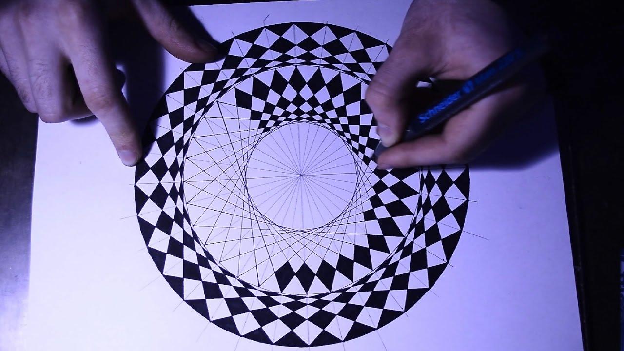 Geometric Drawing 1